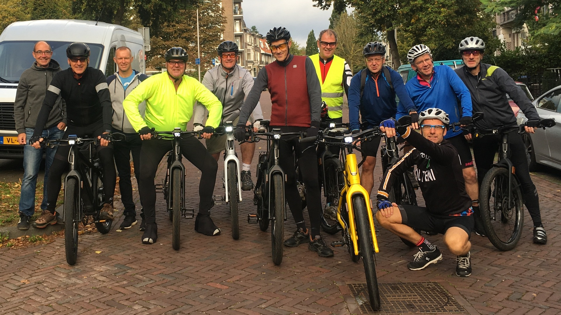 Hi-Biking fietsvakanties met e-power
